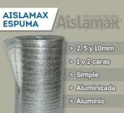 Aislamax Espuma Simple