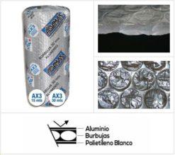 Aislamax Burbuja con Aluminio