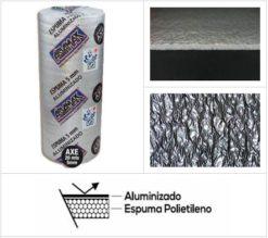 Aislamax Espuma Aluminizada