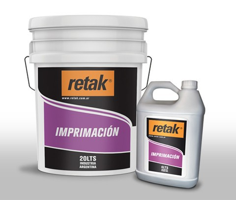 Imprimación Retak