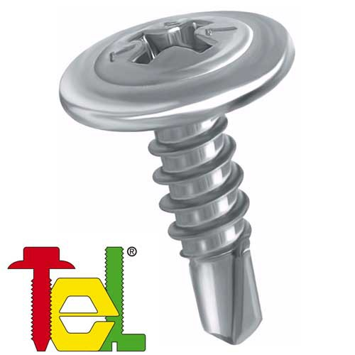 Autoperforante Tel Dry T1 Mecha