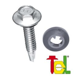 Autoperforante Tel Hex Tipo 1