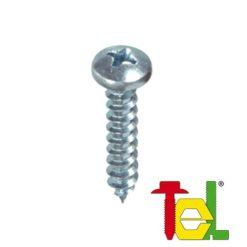 Autoperforante Tel Philips para Aluminio