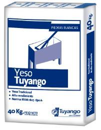 Yeso Tuyango Tradicional