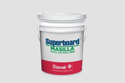 Masilla Superboard