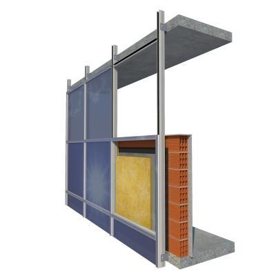 Panel Curtain Wall HR