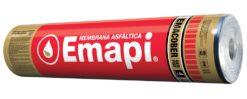 Membrana asfáltica Emacober Geo Pint