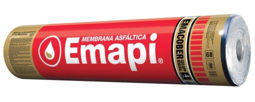 Membrana Asfáltica Emacober Geo App Mineral