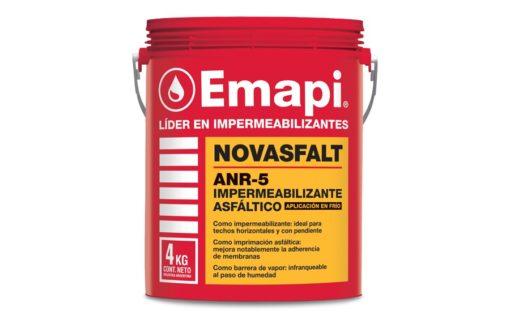 Pintura Impermeabilizante Novasfalt ANR-5