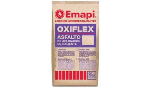 Asfalto Oxiflex Plástico / SBS / APP