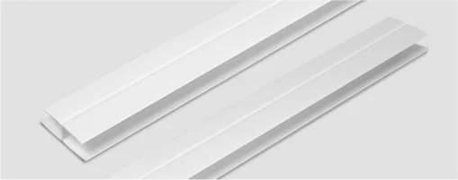 Unión H PVC Perfilplas Barbieri